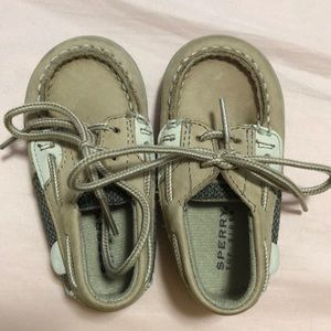 Sperry Baby Boat Shoes